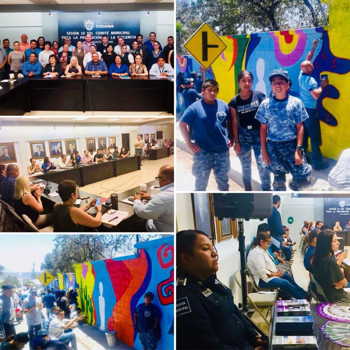 Arte y la cultura fundamentales para reconstruir el tejido social.PGJEBC