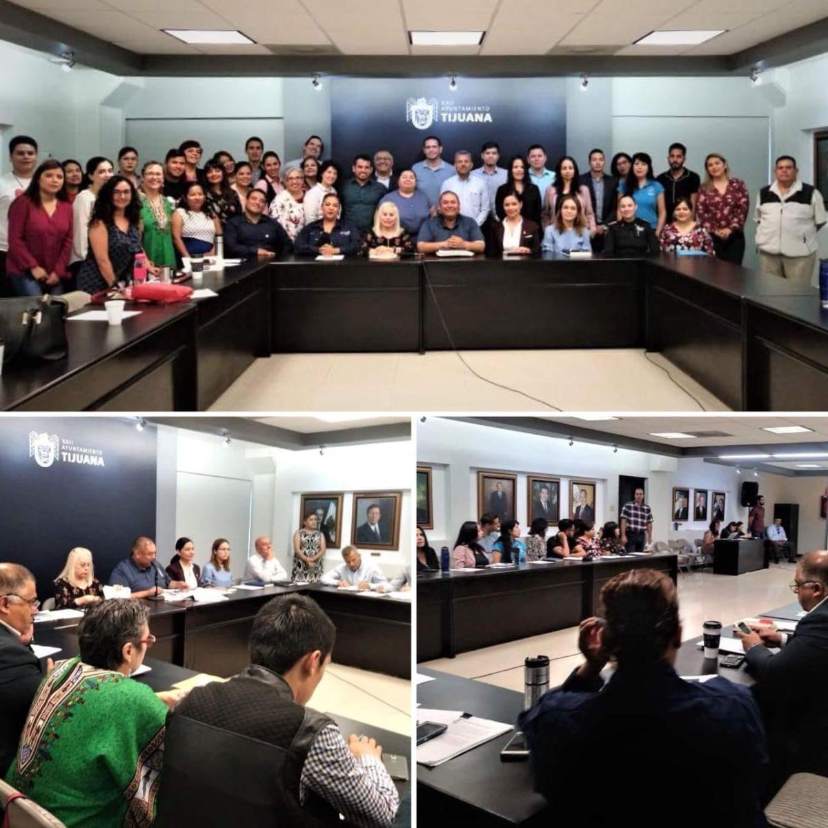 Fundamental para la Cruzada por Seguridad BC  fortalecer la Vinculación Social:PGJEBC