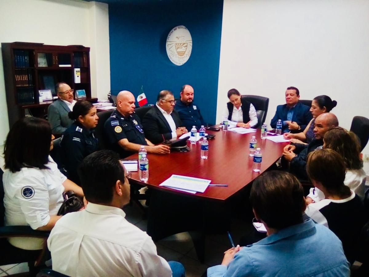 "Fortalece PGJE ""Ministerio Público en tuColonia"""