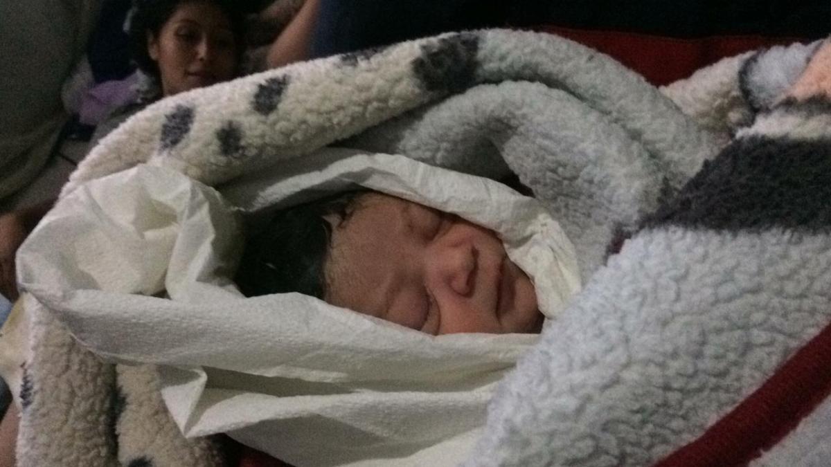 Otro parto es atendido por la PolicíaMunicipal