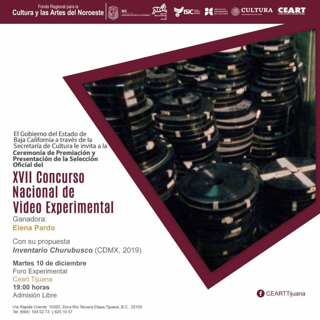 Concurso Nacional de Video Experimental (2)