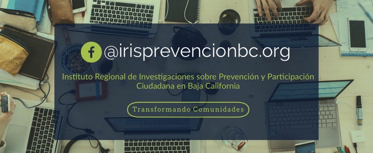 Instituto Regional de Investigaciones sobre Prevención y Participación  Ciudadana en Baja California A.C